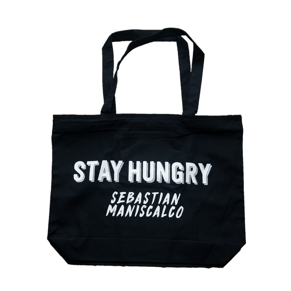 Stay Hungry Tote