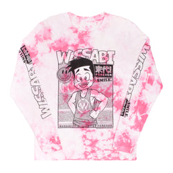 Wassabi Forever Character Long Sleeve Tee