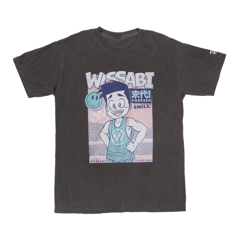 Wassabi Forever Character Tee