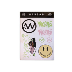 Wassabi Sticker Sheet
