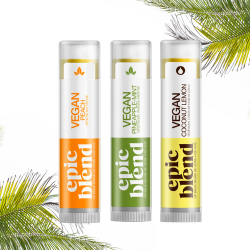 Vegan Lip Balm-Poppy Street