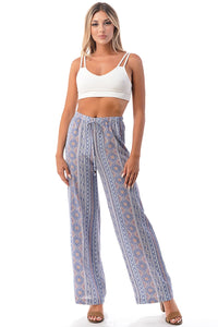Light Palazzo Pants-Poppy Street