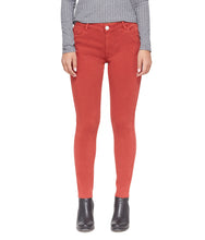 Load image into Gallery viewer, Blair Mid-Rise Skinny Jeans Pumpkin Spice-Poppy Street