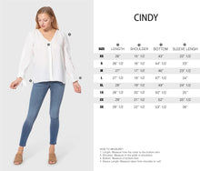 Load image into Gallery viewer, Cindy Tencel Linen Top-Poppy Street