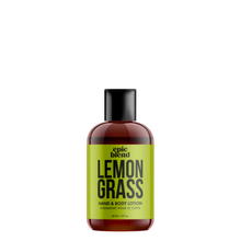 Load image into Gallery viewer, Lemongrass Hand & Body Lotion-Poppy Street