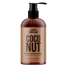 Load image into Gallery viewer, Coconut Hand & Body Lotion-Poppy Street