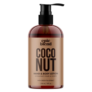 Coconut Hand & Body Lotion-Poppy Street