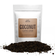 Load image into Gallery viewer, Coconut Coffee Scrub