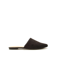 Load image into Gallery viewer, Suede Mule Slide-Poppy Street
