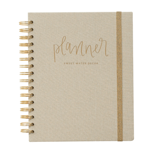 My New Weekly Planner-Poppy Street