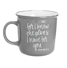 Load image into Gallery viewer, 14 oz Comforting Campfire Coffee Mug-Poppy Street