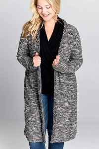 Long Cardigan Criss Cross-Poppy Street