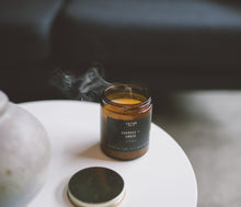 Load image into Gallery viewer, Oakmoss + Amber Amber Candle Jar-Poppy Street