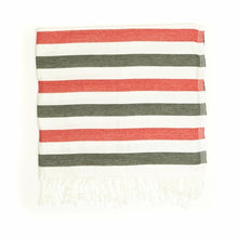 Load image into Gallery viewer, Arc Peshtemal Pure Turkish Cotton Beach Towel-Poppy Street