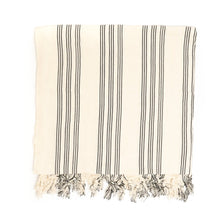 Load image into Gallery viewer, Cordoba Peshtemal Pure Cotton Turkish Beach Towel-Poppy Street