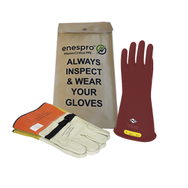 Enespro-Class 2 Red Glove KIT