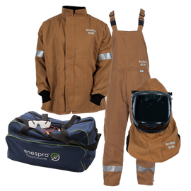 Enespro-65 CAL Enespro Arc Flash Kit with OptiShield™ Vented Lift-Front Hood