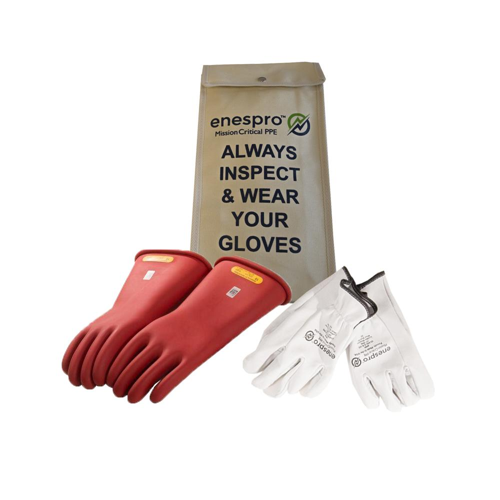 Enespro-Class 00 Red Glove KIT