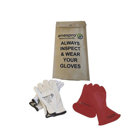 Enespro-Class 0 Red Glove KIT