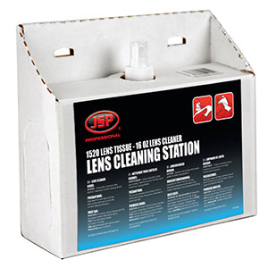 Lens Cleaning Station 16oz Fluid / 1520 Lens Tissues