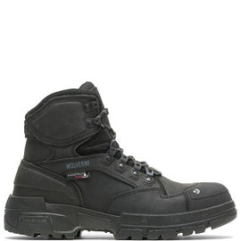 "MEN'S WOLVERINE ™ -LEGEND DURASHOCKS CARBONMAX® 6"" BLACK"