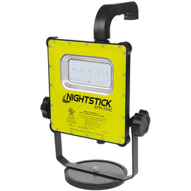 Intrinsically Safe Rechargeable LED Scene Light w/Magnetic Base