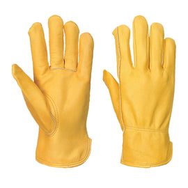 Portwest A270 Cow Grain Leather Classic Driver Glove