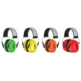Sonis® 1 Extra Visibility Adjustable Ear Defenders 27dB SNR