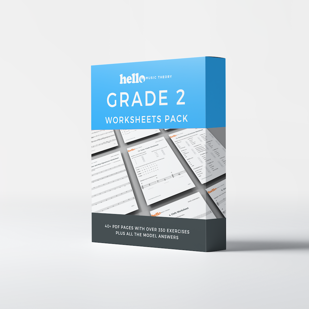 Grade 2 Worksheets Pack