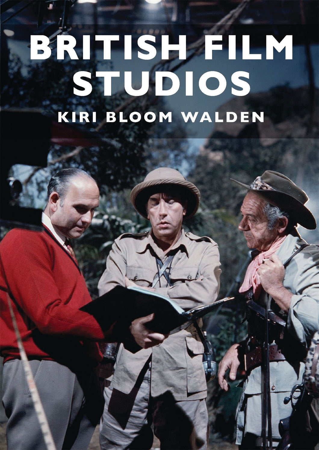 Book - British Film Studios
