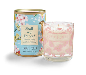 LoveOlli Shall We Dance Scented Candle