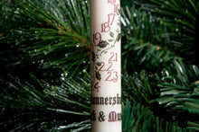 Gunnersbury Advent Candle