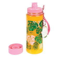 Water Bottle - Tropical Palm