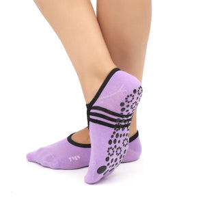Yogi Yard Grippy Yoga Socks