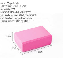 Load image into Gallery viewer, Yogi Yard foam Yoga Brick
