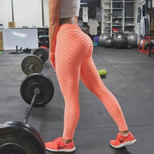 Load image into Gallery viewer, 'Chimera' Womens Scrunch Textured Leggings / Yoga Pants
