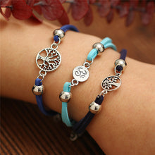 Load image into Gallery viewer, Yogi Bracelet - 3 Piece Hand Crafted Bracelet / Anklet