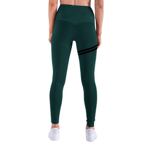 'Sprint' Performance High Waisted Leggings / Yoga Pants