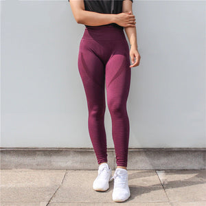 'Rossa' High Waisted Leggings / Yoga Pants