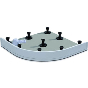 Riser Kit plinth leg for Quadrant Shower Enclosure Tray