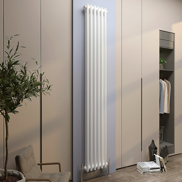 1800x290 Vertical,Traditional radiators AICA rads