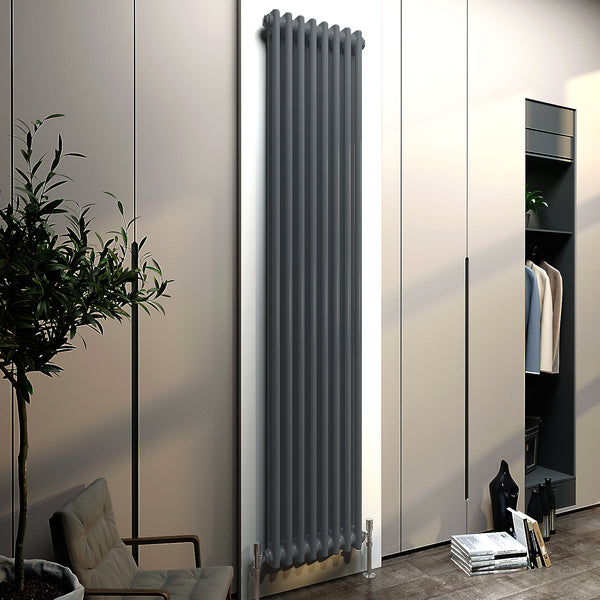 1800x380 Vertical,Traditional radiators AICA rads