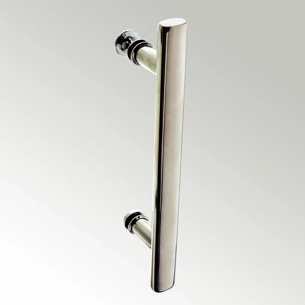 Shower Enclosure Chrome Plated Door Long Handle H5