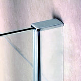 Fixed Panel Over Bath,shower screen,small shower screen