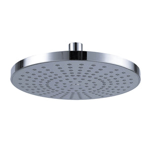 "AICA 8"" Overhead Shower Head Round Chrome Finish"