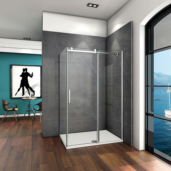 Sliding Shower Enclosure sliding door