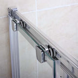 Shower Enclosure Door Zinc Alloy Roller/Runner/Wheel