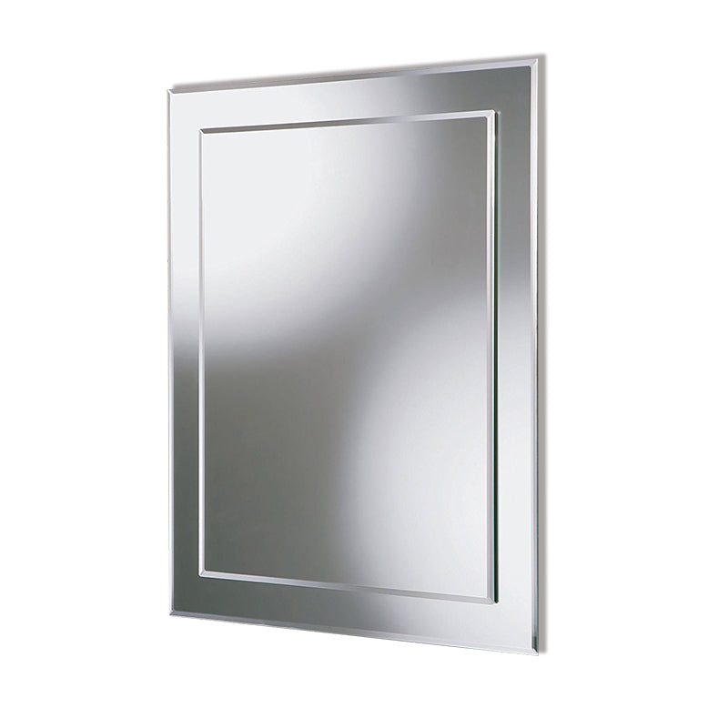 Rectangular-Bevelled-bathroom-mirror