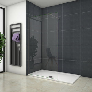 800mm| 900mmx1950mm Walk in 8mm shower screen Nano Easy Clean Glass
