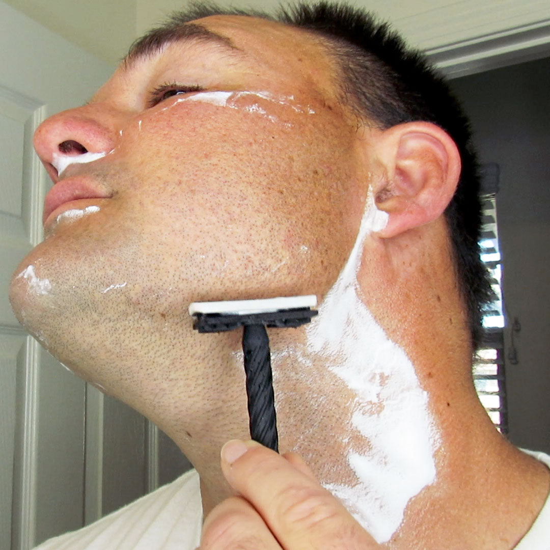 How to Shave Your Neck